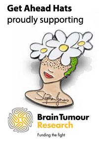 Brain Tumor wear a hat day 2016
