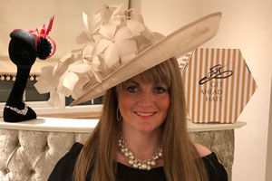 Louise Sambrook-Jones Getahead Hats